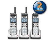 AT&T SB67108 DECT 6.0 4-Line Expansion Handset Phone w/ Charger NEW ( 3pack )