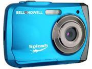 Bell & Howell ELBWP7BLB 12.0 Megapixel Wp7 Splash Waterproof Digital Camera