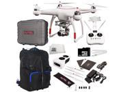 Autel Robotics X-Star Premium Quadcopter with 4K Camera and 3-Axis Gimbal Accessory Bundle - Includes Manufacturer Accessories + 64GB Micro SD Card + Drone Back
