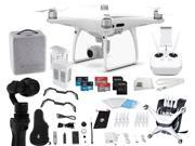 DJI Phantom 4 PRO Quadcopter + Osmo Videographer Essential Travel Bundle