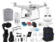 DJI Phantom 4 PRO Quadcopter + Osmo Videographer Essential Backpack Bundle