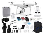 DJI Phantom 4 PRO Quadcopter + Osmo Videographer Starters Backpack Bundle