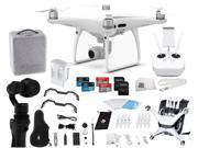 DJI Phantom 4 PRO Quadcopter + Osmo Videographer Starters Travel Bundle