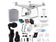 DJI Phantom 4 PRO Quadcopter + Osmo Videographer Essentials Bundle