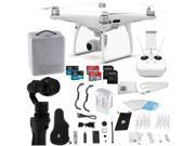 DJI Phantom 4 PRO Quadcopter + Osmo Videographer Starters Bundle