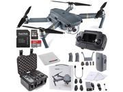 DJI Mavic Pro Collapsible Quadcopter Premium Starters Bundle