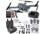 DJI Mavic Pro Collapsible Quadcopter Premium Ultimate Bundle