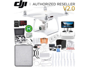 DJI Phantom 4 PRO+ Plus V2.0 Version 2.0 Quadcopter 1 Battery Ultimate Bundle