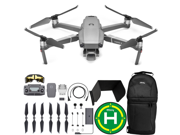 DJI Mavic 2 Pro Drone Quadcopter with Hasselblad Camera HDR Video UAV Adjustable Aperture 20MP 1