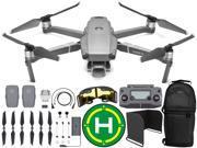 DJI Mavic 2 Pro Drone Quadcopter with Hasselblad Camera Adjustable Aperture 20MP 1