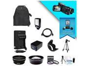 Canon VIXIA HF G20 Full HD 32GB Camcorder (Black) Kit 2