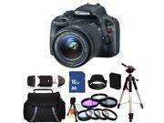 Canon EOS Rebel SL1 DSLR Camera with 18-55mm f/3.5-5.6 EF-S IS STM Lens - Kit 3
