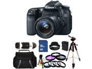 Canon EOS 70D DSLR Camera with 18-55mm STM f/3.5-5.6 Lens - Kit 2