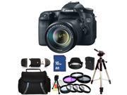 Canon EOS 70D DSLR Camera with 18-135mm STM f/3.5-5.6 Lens - Kit 2