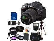 Nikon D5300 Digital SLR Camera With 18-55mm Lens Kit 4