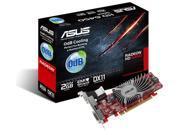 ASUS 2GB Radeon HD 6450 DDR3 64-Bit PCI Express 2.1 x16 HDCP Ready Low Profile Ready Video Card Model HD6450-SL-2GD3-L