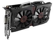 ASUS 2GB GeForce GTX 750 Ti GDDR5 128-Bit PCI Express 3.0 HDCP Ready Video Card Model STRIX-GTX750TI-OC-2GD5