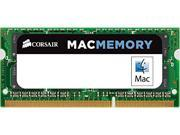 CORSAIR 4GB DDR3 1333MHz  PC3 10600-204-Pin Memory for Apple Model CMSA4GX3M1A1333C9