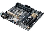 ASUS LGA 1151 Intel B150 HDMI SATA 6Gb/s USB 3.0 Micro ATX Intel Motherboard Model B150M-PLUS D3