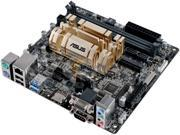 ASUS  Intel Celeron DDR3 USB3.0 A&V&GbE  Mini ITX Motherboard & CPU Combo Model N3050I-C