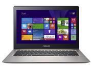 Asus 13.3 Touchscreen ZENBOOK Intel Core i5 6200U Dual Core 2.30GHz 8GB DDR3L SDRAM 256GB SSD Windows10 64bit Smoky Brown Ultrabook Model UX303UA DH51T