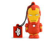Tribe 16GB Iron Man USB 2.0 Flash Drive Memory Model FD016504A