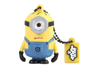 Tribe 16GB Minions Carl USB 2.0 Flash Drive Memory Model FD021505