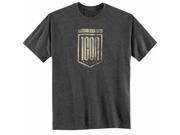 Icon 1000 Crest Tee T-shirt Heather Grey Xlarge 9SIA1453PM1152