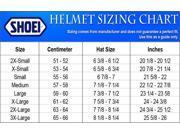 Shoei Neotec Modular Motorcycle Helmet Wine Size Large L 9SIAF2V6NF6887