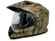 AFX Motorcycle FX-39 Wood Helmet Camo Size Small 9SIAAHB4WD7738