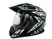 AFX Motorcycle FX-39BH Urban Helmet Black Size XXXX-Large 9SIAAHB4WD9385