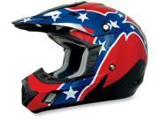 AFX Motorcycle FX-17 Rebel Helmet Black Size X-Small 9SIAAHB4WD7588