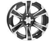 ITP SS312 Wheel Black 1428449536B