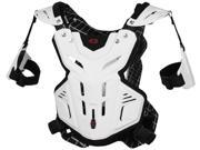 EVS F2 Roost Guard White X Large