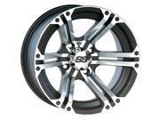ITP SS212 Wheel Machined 1428380404B