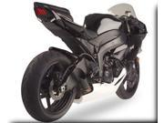 Hotbodies Racing SBK Undertail - Black (2011-2013) 51101-1102 Kawasaki