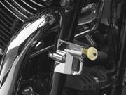 Kuryakyn Universal Motorcycle Helmet Lock - 1 1/4in. to 1 1/2in. Tube 4232