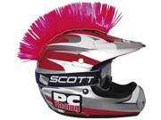 PC Racing Motorcycle Helmet Mohawk - Pink 9SIA1452T60546