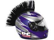 PC Racing Motorcycle Helmet Mohawk - Black 9SIAAHB4WC7526