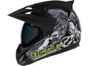 Icon Variant Thriller Motorcycle Helmet Black Small 9SIA1453FB3120