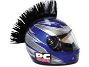 PC Racing Motorcycle Helmet Mohawk - Black PCHMBLACK 9SIA1453CU7797