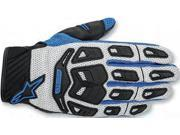 Alpinestars Atacama Air Gloves Cool Gray/Blue XXX-Large 9SIA1452W93038