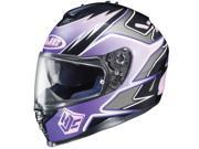 HJC Helmets Motorcycle IS-17 Intake UNI Pink Size X-Small 9SIAAHB4WH6689
