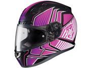 HJC Helmets Motorcycle CL-17 Redline UNI Pink Size Small 9SIAAHB4WH7467