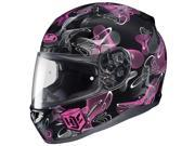 HJC Helmets Motorcycle CL-17 Mystic UNI Pink Size X-Small 9SIAAHB4WH8654