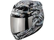 Icon Airmada Bioskull Motorcycle Helmet Bioskull Medium 9SIA1453FB3531