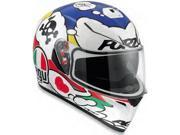 AGV K-3 SV Comic Motorcycle Helmet Comic Large 9SIA1453RF3407