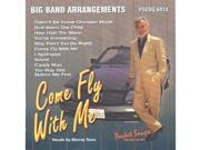 Pocket Songs Professional Tracks PSCDG 6014 - Big Band Arrangements - Come Fly With Me CDG 9SIA1KE0F05627