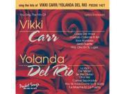 Pocket Songs Karaoke CDG #1427 - Vikki Carr & Yolanda Del Rio