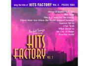 Pocket Songs Karaoke CDG #1564 - Hits Factory Vol. 2